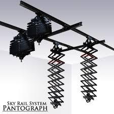 small studio lighting. lsphoto studio lighting sky rail system pantograph ceiling sliding kit ct05f small