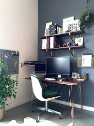 finished office makeover. My Home Office Makeover Finished E
