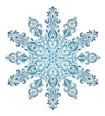snowflake wall decal wall decals