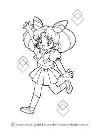 Moon Coloring Pages Sailor Moon Coloring Sheets Little Warriors