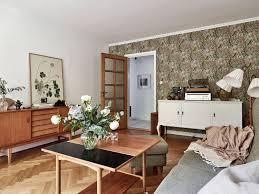 Een Vintage Appartement Met Bijzonder Behang Roomed