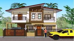 140 Sq Meter House Design House Design For 100 Sqm Lot Philippines See Description