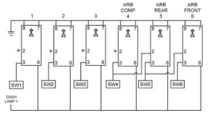 carling contura switch wiring diagram carling arb rocker switch wiring diagram jodebal com on carling contura switch wiring diagram