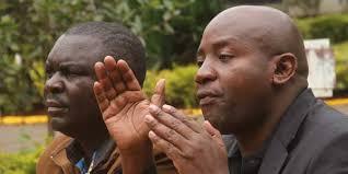 Image result for Ayub Savula (Lugari) and Emmanuel Wangwe (Navakholo)