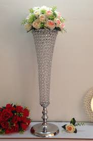 Flower Display Stands Wholesale Wedding Flower Stands Images Quot H Wedding Acrylic Crystal Table 73