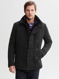 Quilted nylon pea coat Product Image | My wish list | Pinterest ... & Quilted nylon pea coat Product Image Adamdwight.com