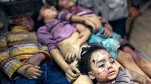Resultado de imagen para victimas civiles