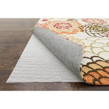 tested 10x14 rug pad sure hold non slip beige 10 x 14 free today