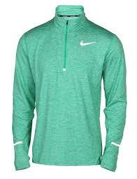 Nike Element Half Zip Size Chart Nike Mens Element Half Zip Ls Running Shirt M Or Xl Spectrum