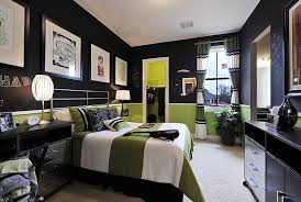 teenage guy bedroom furniture. One Of Amazing Tween/Teen Boy Bedrooms. Navy Blue, Green And White Colors Wrap Around This Room With Metal Accents A Cool Chalkboard Wall. Teenage Guy Bedroom Furniture