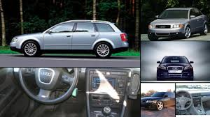 Audi A4 - All Years and Modifications with reviews, msrp, ratings ...