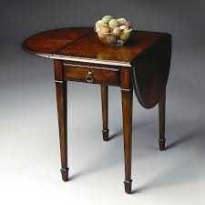 drop leaf table for your dining room small round antique