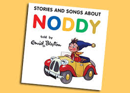Image result for noddy books car