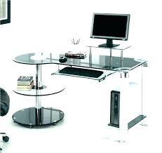 office glass desks. Glass Home Office Desk Computer Tables Desks Brilliant Table  For R