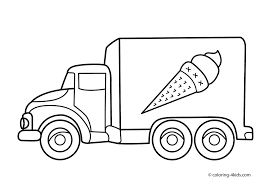 Free Fire Truck Coloring Pages Printable Fresh Awesome Fire Truck
