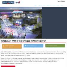 Marcusamp Com At Wi American Family Insurance Amphitheater