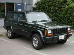 also a cherokee in that new wrangler green color would be sick
