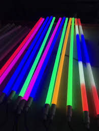 Led Color Tube Lights Supply Led Color Fluorescent Lamp Outdoor Waterproof T8 T5