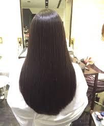 黒髪ロングストレートのヘアアレンジをご紹介おすすめヘアケア法も Belcy