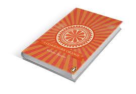 a clockwork orange book design branding on behance