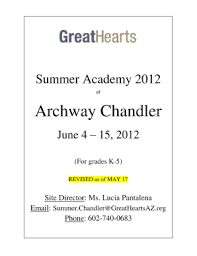 ms hearts online fillable online at archway chandler great hearts academies fax