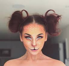 bambi inspired makeup for unique makeup ideas to try