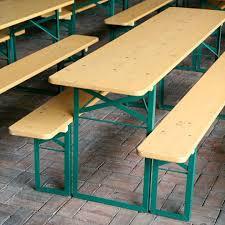 beer garden table. German Beer Garden Tables Table