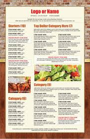 restaurant menu maker free restaurant menu design online free download easy menu design line