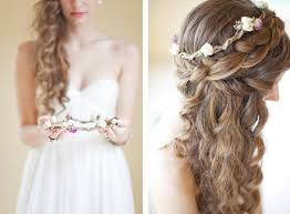 2mariage Champetre Coiffure Mariee Jai Dit Oui