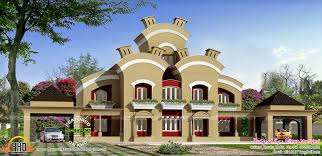 arabic model house in india
