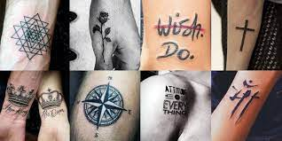 101 best small simple tattoos for men