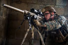 U.S. Marine Corps - Sights on You Cpl. Brandon Wilson, a scout ...