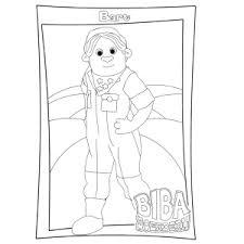 Leuk Voor Kids Biba Boerderij Kleurplaten