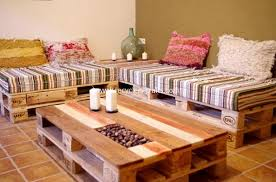 wooden pallet furniture. Ideas For Recycled Wood Pallet Furniture Things Wooden A