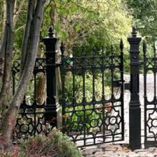 dumfries garden gate garden gates