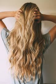 Beach Wave Hair Style beachy waves tutorial barefoot blonde by amber fillerup clark 2929 by wearticles.com