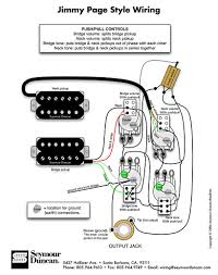 jimmy paige style wiring diagram guitar diy wiring the world s largest selection of guitar wiring diagrams humbucker strat tele bass and more