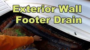 Do It Yourself Foundation Waterproofing Exterior Wall YouTube - Exterior waterproof sealant