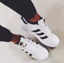 adidas shoes for girls black. shoes adidas gold black stripes superstars white fancy amazing love superstar for girls b