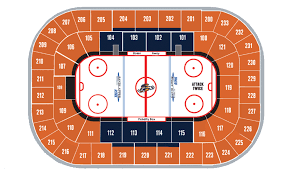 Gsr Seating Chart Bon Secours Wellness Arena Formerly Bi Lo Center