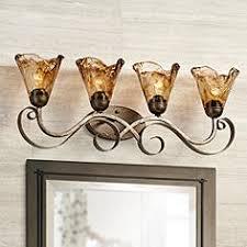 image bathroom light fixtures. Organic Amber Art Glass 29 12 Image Bathroom Light Fixtures