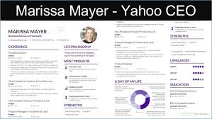 Marissa Mayer Resume Inspiration Marissa Mayer Resume 28 Ifest