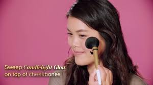 How To Highlight - <b>Too Faced Candlelight Glow</b> - YouTube