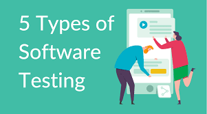 Types Of Software Testing 5 Types Of Software Testing You Need To Know