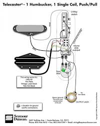 tele wiring diagram single pickup tele discover your wiring sd s tele 1 humbucker 1 single coil pushpull diagram confusion