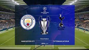 Manchester City vs Tottenham (2nd Leg) UCL 17 April 2019 Gameplay - YouTube