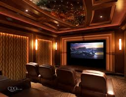 movie theater living room. image003. cinema movie theater living room