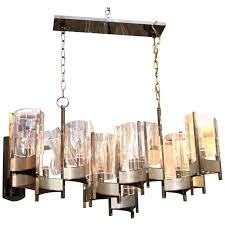 sciolari italian modern pendant chandelier front