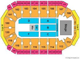 Reno Events Center Concert Seating Chart Allen Event Center Tickets Allen Event Center Seating Chart