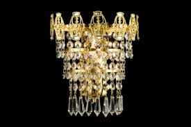 Small Picture Crystal wall sconces Luxury home decor accessories Edmonton